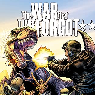 The War That Time Forgot (2008-2009), Vol. 1