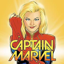 Captain Marvel (2014-2015)