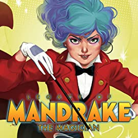 The Legacy of Mandrake the Magician