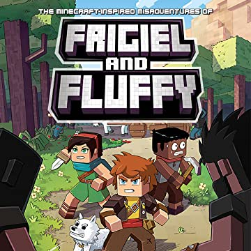 The Minecraft-inspired Misadventures of Frigiel and Fluffy