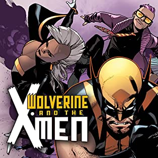Wolverine and the X-Men (2014-)