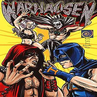 WARHAUSEN, Vol. 1: Wrestling's Wildest Renegades