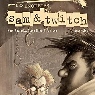 Les Enquêtes de Sam and Twitch