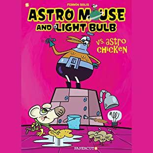 Astro Mouse and Lightbulb