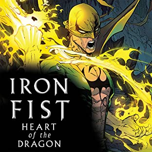 Iron Fist: Heart Of The Dragon (2021-)