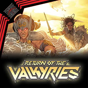 King In Black: Return Of The Valkyries (2021-)