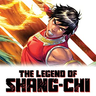 The Legend Of Shang-Chi (2021)