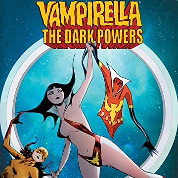 Vampirella: The Dark Powers