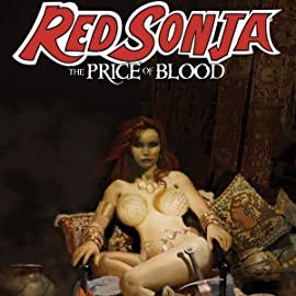 Red Sonja: The Price of Blood