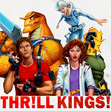 Thrill Kings: Fitful Dreaming