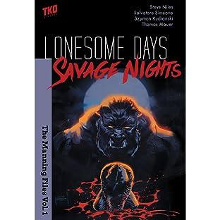 Lonesome Days, Savage Nights