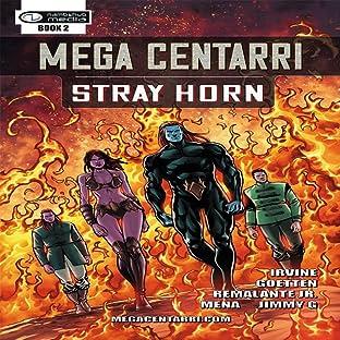 Mega Centarri Book 2: Stray Horn