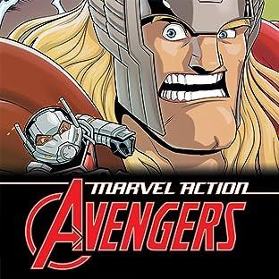 Marvel Action Avengers (2020-)