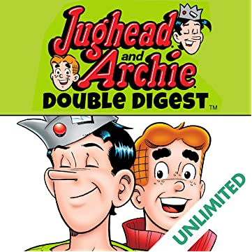 Jughead and Archie Comics Double Digest