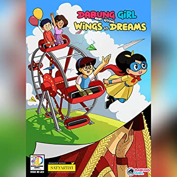 Dabung Girl and giving wings to dreams: Dabung Girl and giving wings to dreams