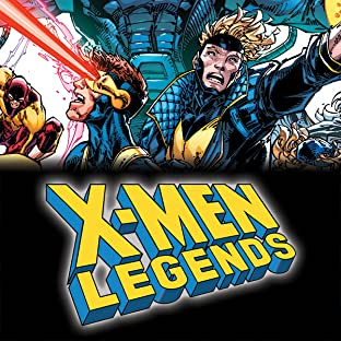 X-Men Legends (2021-)