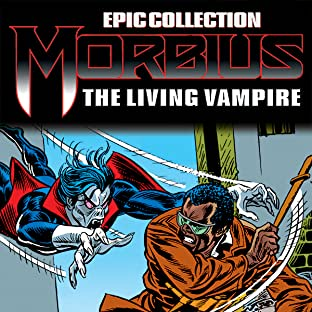 Morbius Epic Collection