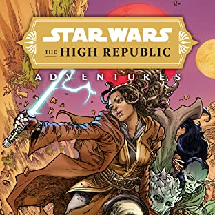 Star Wars: The High Republic Adventures