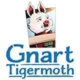 Gnart Tigermoth