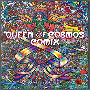 Queen of Cosmos Comix