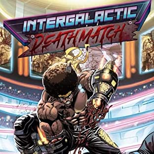 Intergalactic Deathmatch, Vol. 1