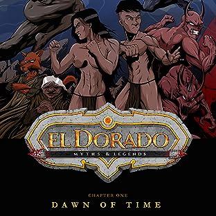 El Dorado Myths & Legends, Vol. 1: Chapter One: Dawn of Time
