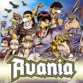 Avania, Vol. 1: To Set In Motion
