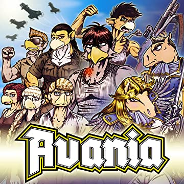 Avania: To Set In Motion