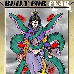 Built for Fear, Vol. 1: Built for Fear volume 1