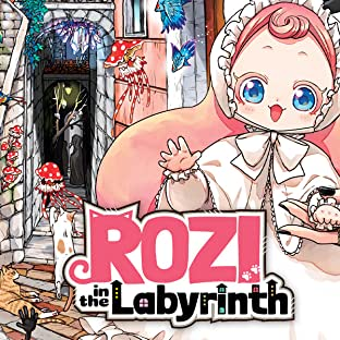Rozi in the Labyrinth