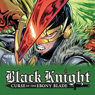 Black Knight: Curse Of The Ebony Blade (2021-)