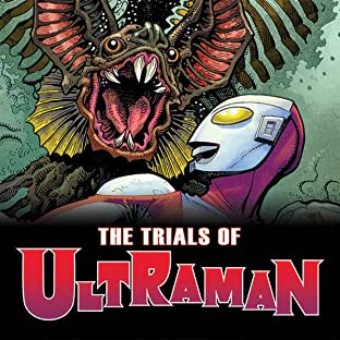 The Trials Of Ultraman (2021-)