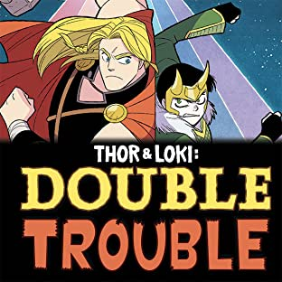 Thor & Loki: Double Trouble (2021)