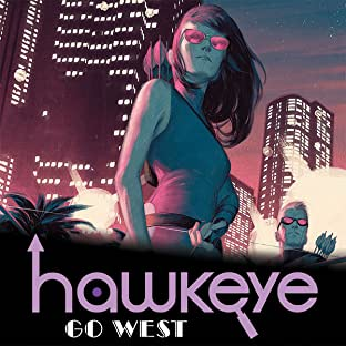 Hawkeye: Go West