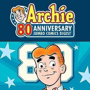 Archie 80th Anniversary Digest