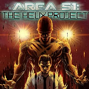 Area 51: The Helix Project, Tome 1