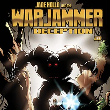 Jade Hollo and the Warjammer Deception