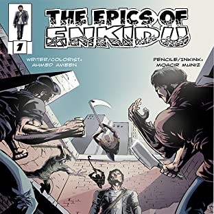 The Epics of Enkidu, Vol. 1