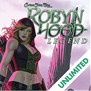 Robyn Hood, Vol. 3: Legend