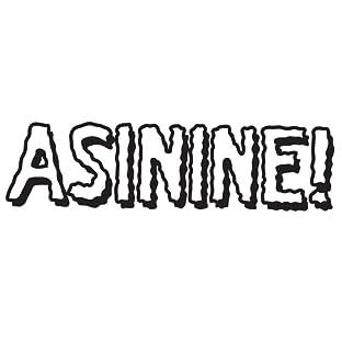 Asinine