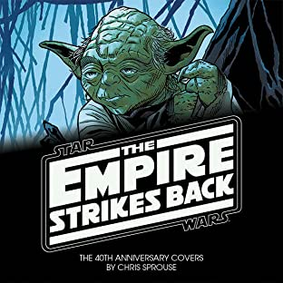 Star Wars: The Empire Strikes Back - The 40th Anniversary Covers by Chris Sprouse (2021)
