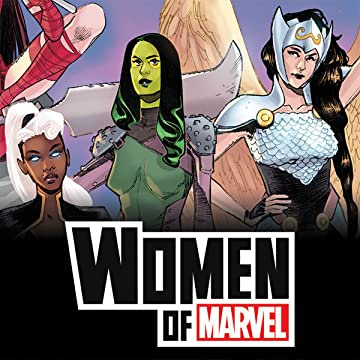 Women Of Marvel (2021)