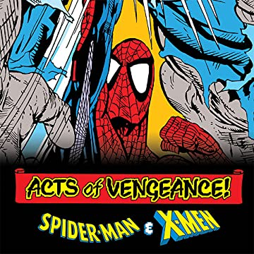 Acts Of Vengeance: Spider-Man & The X-Men