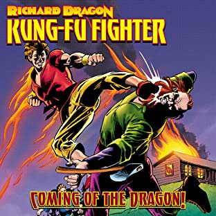 Richard Dragon, Kung Fu Fighter (1975-1977)