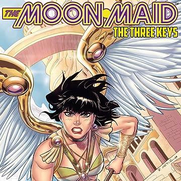 Moon Maid Three Keys