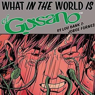 El Gusano (a mezcal one-shot)