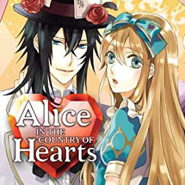 Alice in the Country of Hearts (Seven Seas)