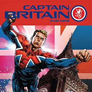 Captain Britain and MI: 13, Vol. 1