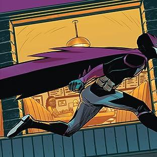 The All-Nighter (comiXology Originals)