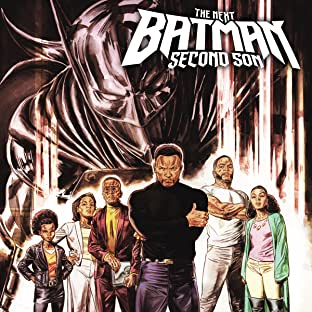 The Next Batman: Second Son (2021-)